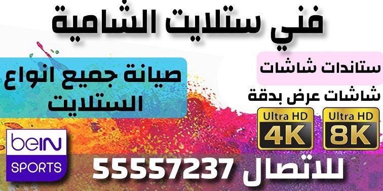 فني ستلايت الشامية